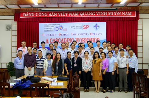 Hội thảo Tập huấn CDIO